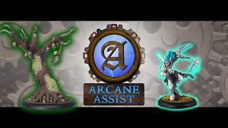 Arcane Assist Batreps: Wurmwood vs Elara2