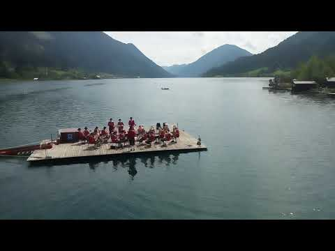 Weissensee - Carinthia - music on the sea