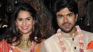 Ramcharan weds Upasana Sangeet Cermony live