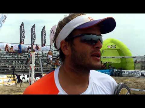 Interview: Joana Cortez and Vinicius Font - World Championships 2015