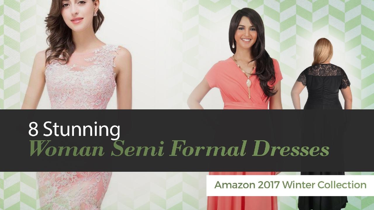246f45c4ef 8 Stunning Woman Semi Formal Dresses Amazon 2017 Winter Collection ...