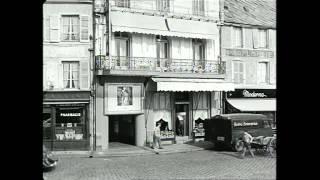 Cherbourg en 1950