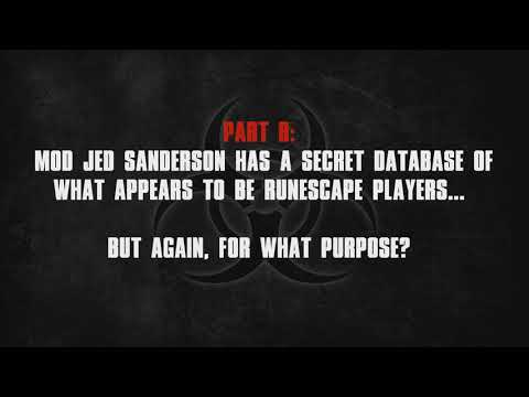 RoT 4 0: Mod Jed Sanderson Exposed of Corruption Beyond