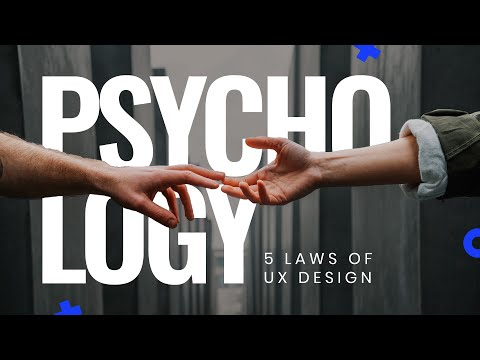 5 UX LAWS EVERY DESIGNER MUST KNOW ABOUT | Principles of Psychology in UX Design | TemplateMonster