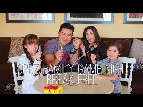 Lopez Family Game Night: Break Free