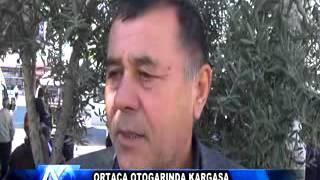 AYTV AYDIN ORTACA OTOGARINDA KARGAŞA