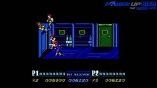NES mini - Double Dragon - 8 bits