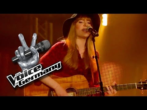 Wake Me Up - Ed Sheeran | Josephine Seehawer Cover | The Voice of Germany 2015 | Audition HD