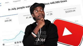 SHARING ALL MY YOUTUBE ANALYTICS DATA LIVE ON AIR! Ask Me Anything!