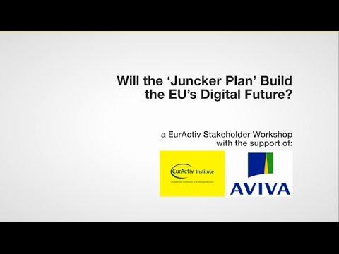 Will the 'Juncker Plan' Build the EU's Digital Future?