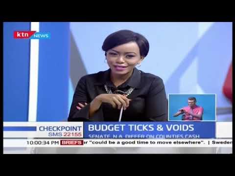 Budget Ticks & Voids | CS Rotich read Biggest budget for Kenya ever | Part 2