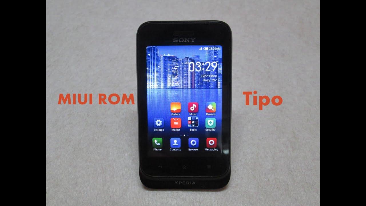 miui rom sony xperia tipo youtube rh youtube com Sony Xperia C3 sony xperia tipo user guide