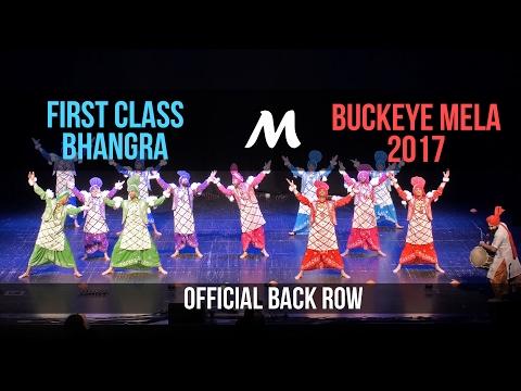 [2nd Place] First Class Bhangra | Buckeye Mela 2017 [Official Back Row 4K]