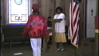 Mt. Calvary Baptist Church 1991 Fashion Show