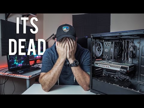 MY PC DIED | How To Fix A PC That Will Not Post