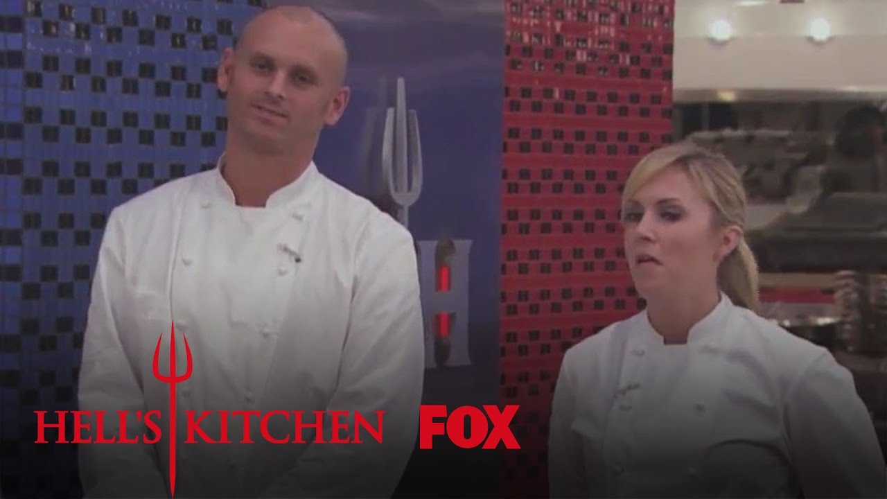 hellskitchen gordonramsay - Hells Kitchen Season 14