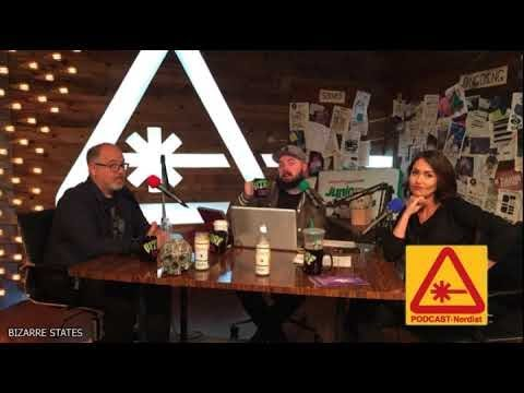 BIZARRE STATES with Jessica Chobot #131: 5 MONTH CULT WITH STEPHEN JOHNSON