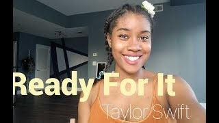 Taylor Swift - Ready For It (Cover by Tymia)