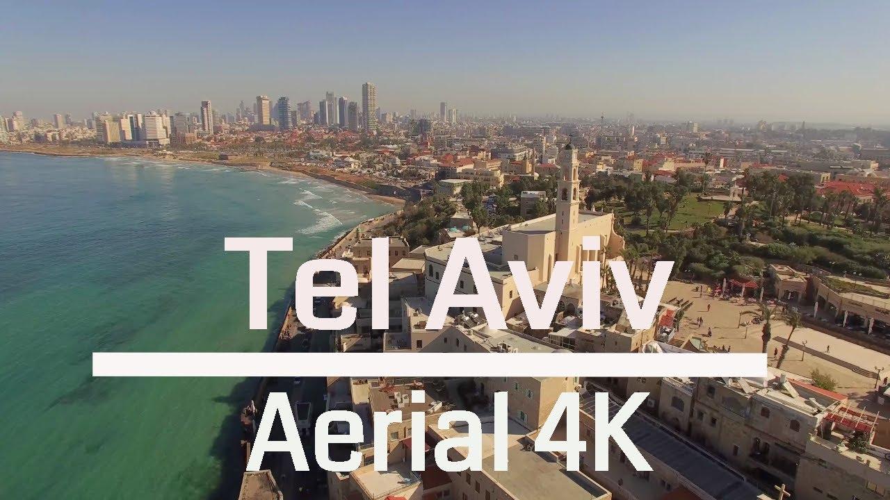 Tel Aviv Hd: Tel Aviv From The Air 4K Ultra HD
