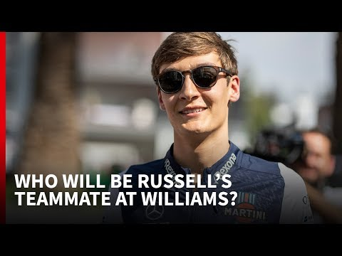 Kubica, Ocon or Sirotkin: Who will join George Russell at Williams F1?