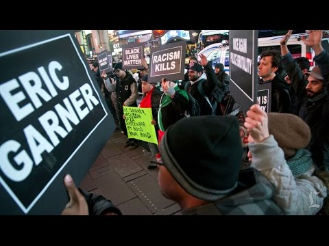 New York grand jury declines to indict in death of Eric Garner