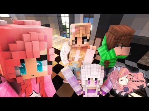 Girls Only! | My Passion [S1:E6] | Minecraft Musical Roleplay