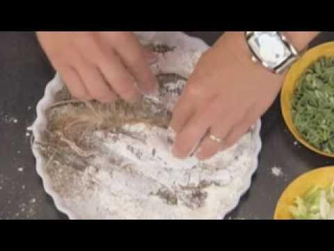 Simply Ming:  Salt And Pepper Shrimp