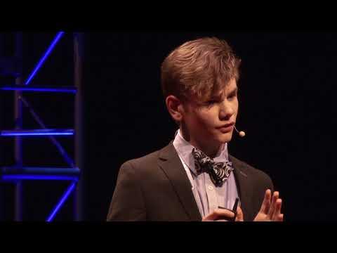 Logan Guleff   The Art Of Flavor   TEDx Memphis