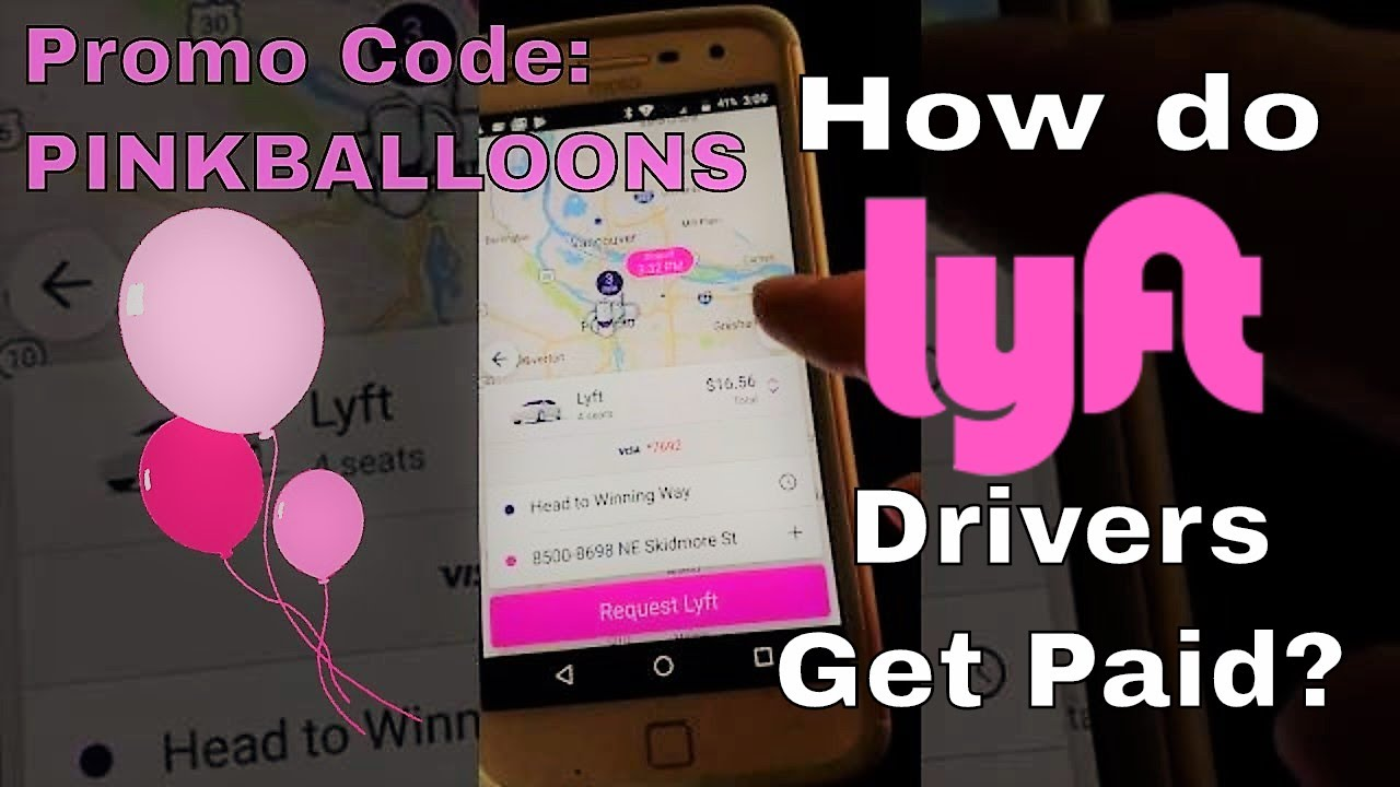 How do Lyft Drivers Get Paid?-Lyft Express Pay Expained