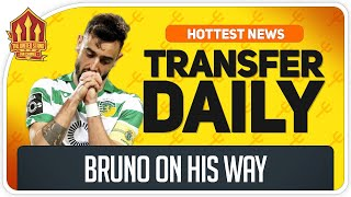 Bruno Fernandes Transfer Today? Man Utd Transfer News