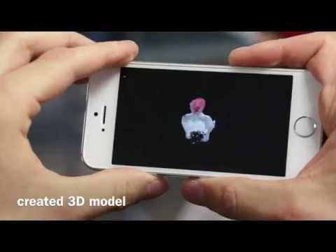Microsoft veut transformer votre smartphone en scanner 3D