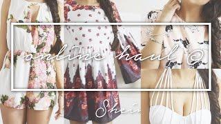 Summer online haul © // Sheinside, romwe, dressin & dresslink