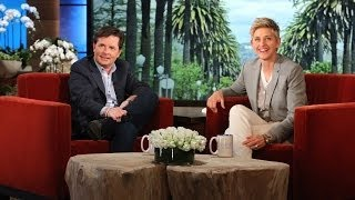 Michael J. Fox Gives Marriage Advice