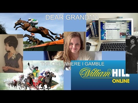 Dear Grandma, the one where I gamble
