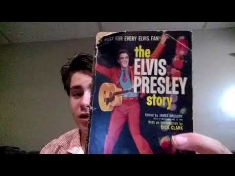 My 1956 and other vintage Elvis memorabilia and other interesting Elvis items
