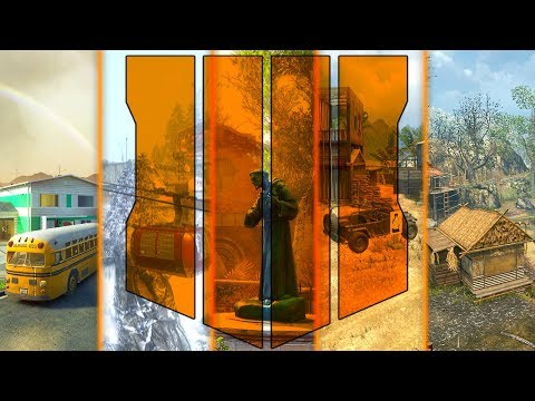 Black Ops 4: 5 FREE Remastered Maps (At Launch!)