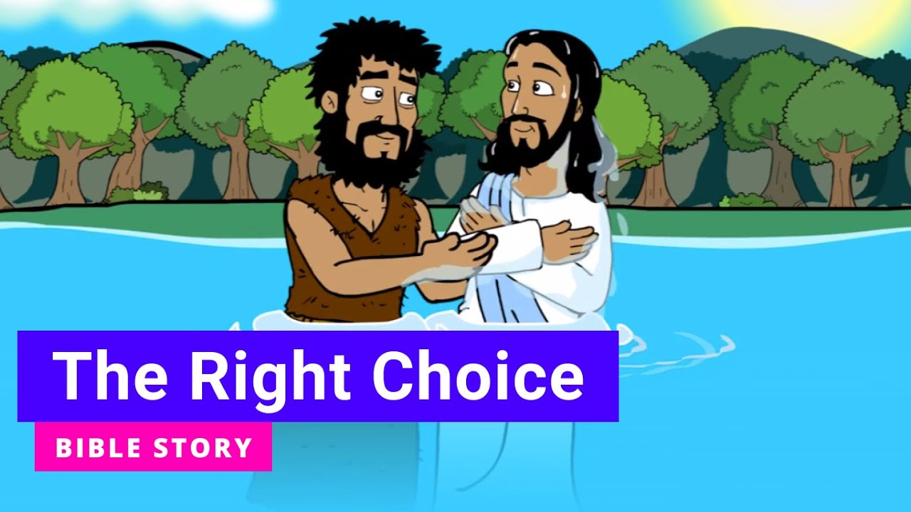 """Primary Year C Quarter 2 Episode 9 """"The Right Choice"""""""