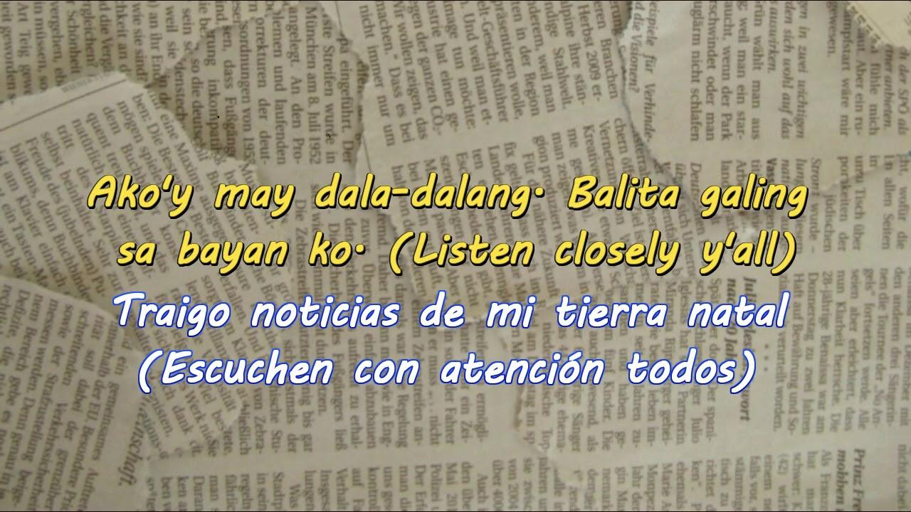 Download The Black Eyed Peas- The Apl song    Sub. Español + Lyrics