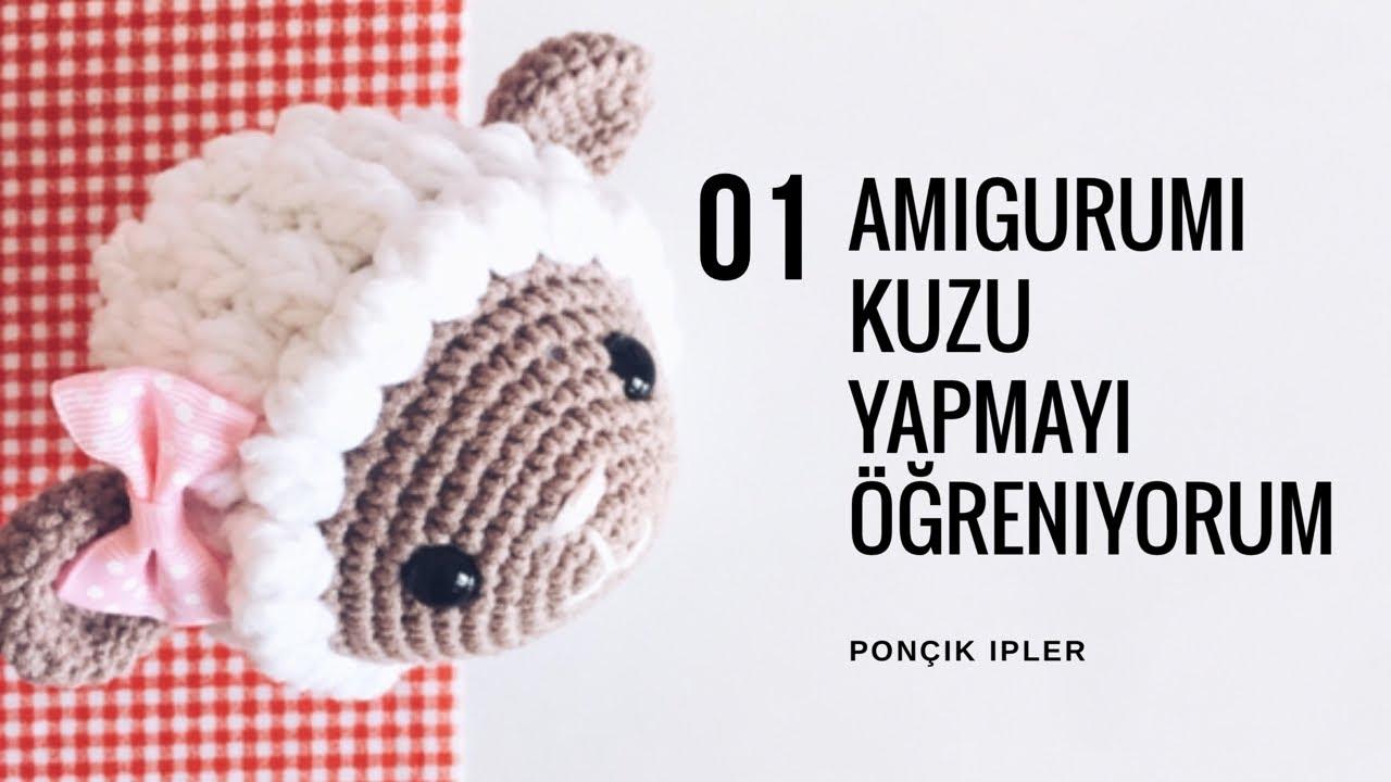 Ayı Teddy Yapımı Amigurumi - #1 (Crochet Amigurumi Teddy Bear ... | 720x1280
