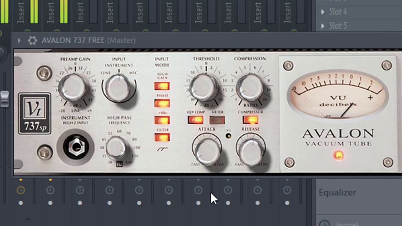 The 5 best free vst / au compressor plugins (with free presets.