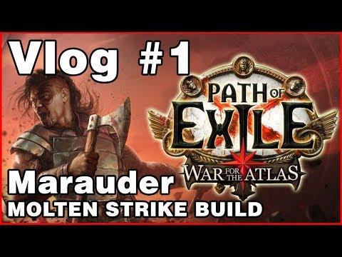 Poe Flicker Strike Build Marauder