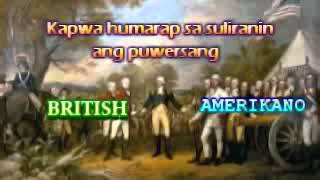 F  Deklarasyon ng Kalayaan