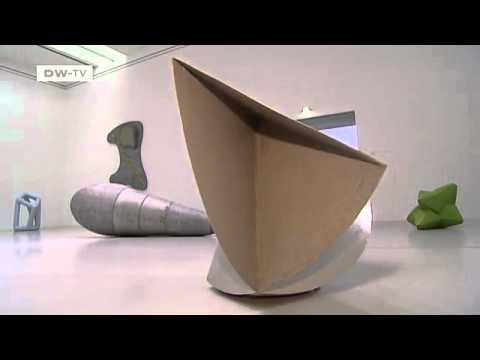 Welsh Sculptor Richard Deacon  euromaxx