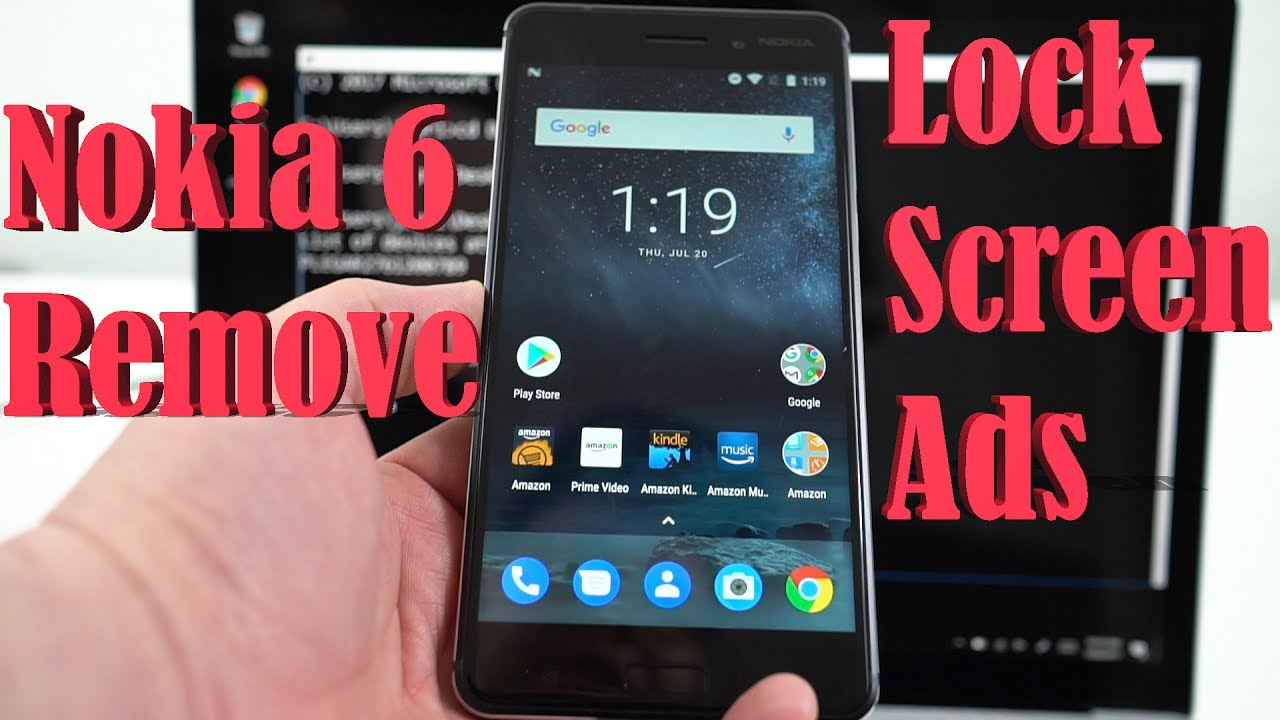best website f1482 7ac7c Nokia 6 Tutorial: How To Remove Ads from Lock Screen, SAVE $50!