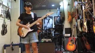 台南又昇樂器成發 / Gugun Blues Shelter - Set My Soul On Fire (cover by 瓜)