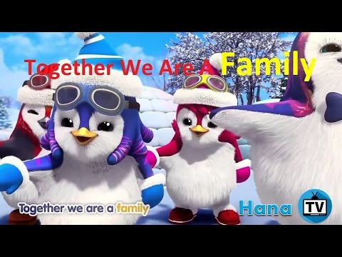 Together we are a famiy