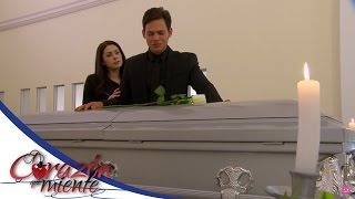El funeral de Florencia - Corazón que miente