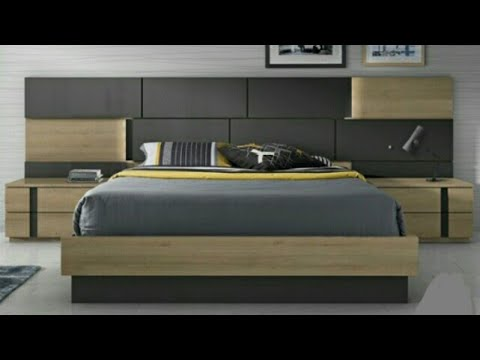 Wooden bed ideas   modern bed designs   Indian furniture ...