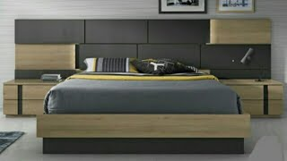 Wooden bed ideas   Wood room furniture ideas   Indian furniture catalogue
