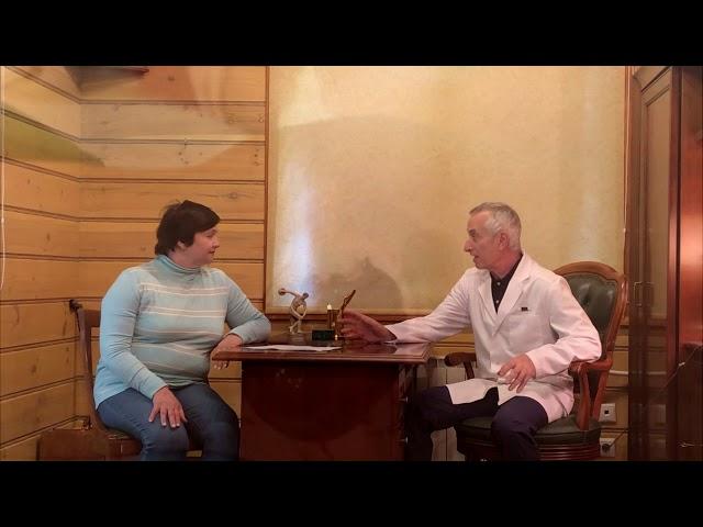Артроз коленного сустава, успешное лечение по методу доктора Попова